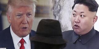 image: Nord-Korea: Trump er en gangster som liker å leke med ild