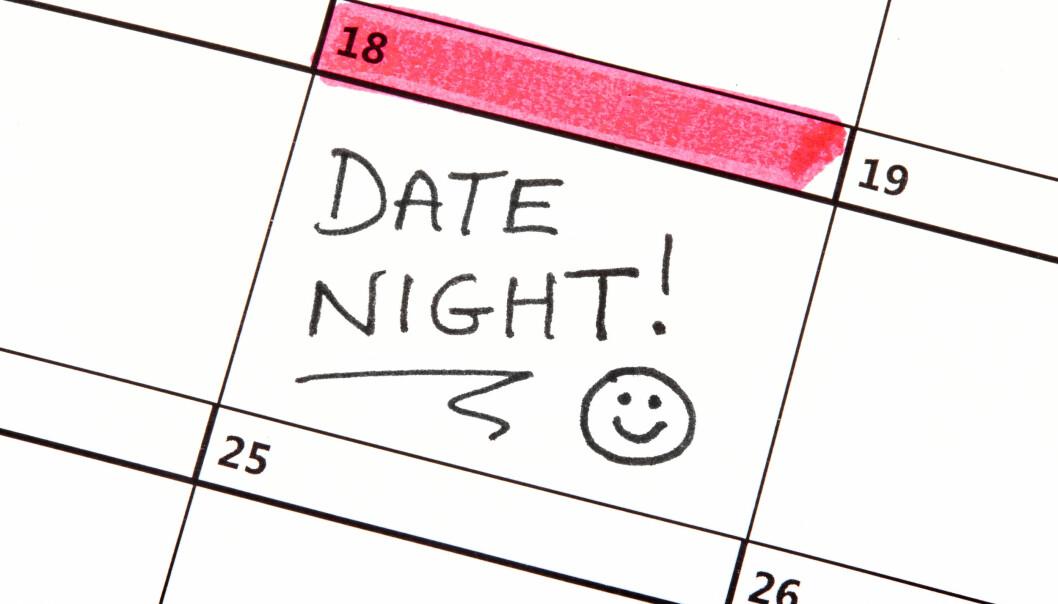 BLIR PROFF PÅ DATE: Etter å ha datet en stund vil de fleste oppleve at de blir mindre nervøse foran hvert møte, mener Ellen Sofie Lauritzen. Ulempen er at du ikke vet om vedkommende har datet flere hundre før deg.