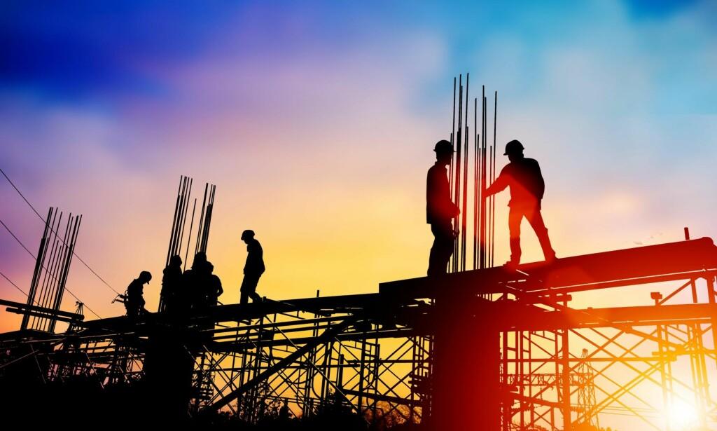 BEKYMRINGSVERDIG: Manglende mulighet til å kommunisere kan lett føre til arbeidsulykker, skriver artikkelforfatter. Shutterstock / NTB scanpix
