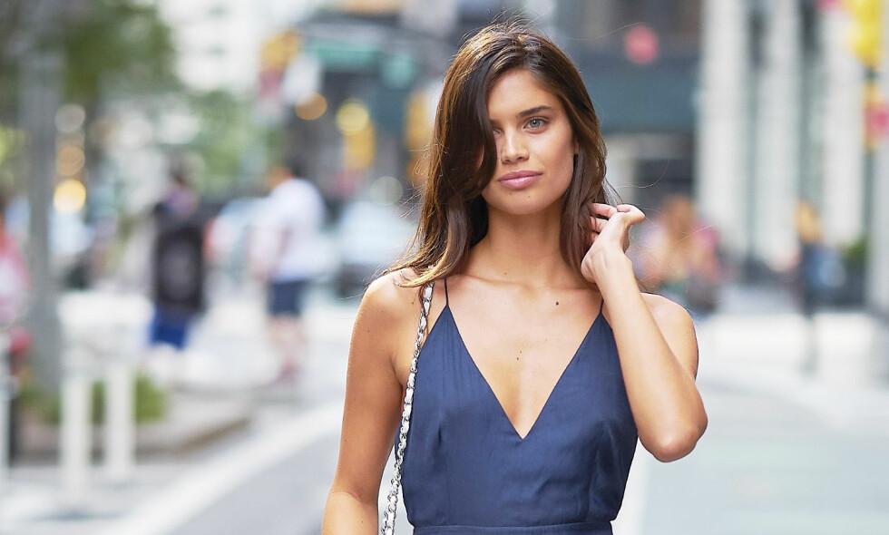 8a9f43f1 SEXY: Vi i KK-redaksjonen synes den portugisiske modellen Sara Sampaio (26)