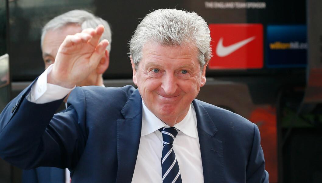 Roy Hodgson ny manager i Crystal Palace