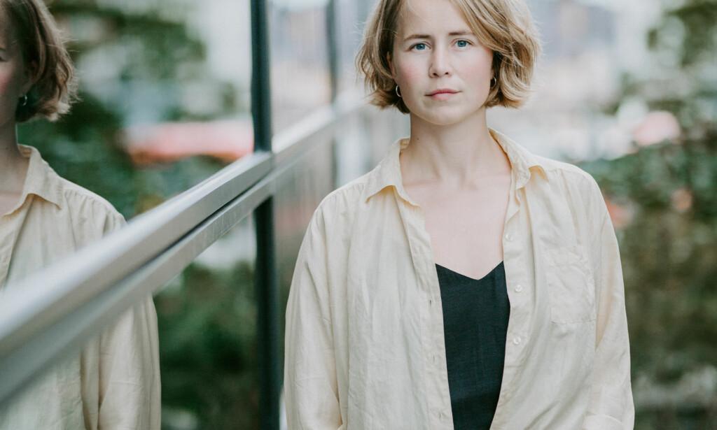 SÅRBART: Anja Bakken Riise I Framtiden i Våre Hender peker på hvor sårbar matproduksjonen er for klimaendringer. Foto: FIVH