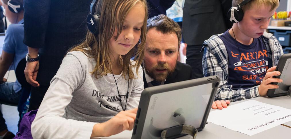 Google inntar norske klasserom - men hva med personvernet?