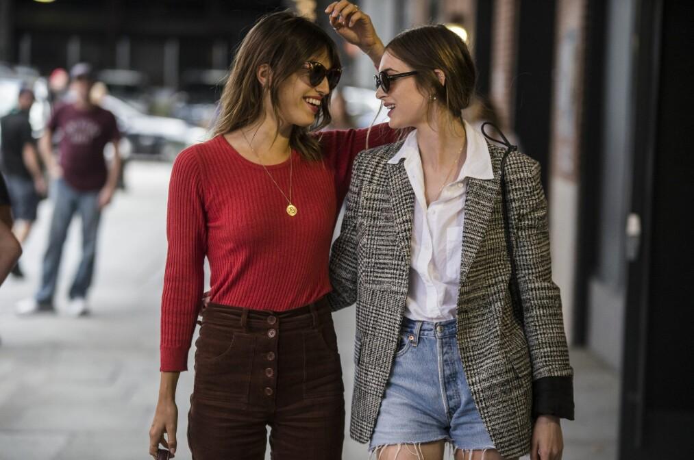 SHOP PÅ BUDSJETT: Det er bare å komme seg på shopping - du finner så mye fint (og billig!) ute i butikkene nå. Foto: Scanpix