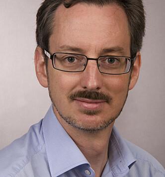 EKSPERTEN: Overlege ph.d. Frederik Kragerud Goplen. FOTO: Privat