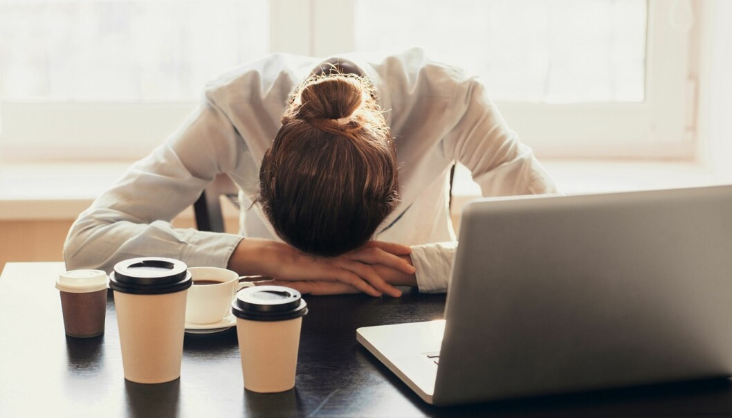 HVERDAGEN: Å gå tilbake på jobb etter en ferie er alltid tungt, men husk; det går over. Foto: Scanpix.no.