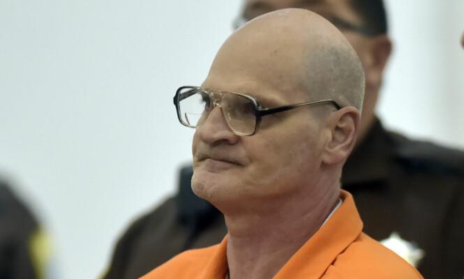 DØMT: Lloyd Lee Welch er dømt til 48 år for å medvirket til drap på Sheila og Katherine Lyons. Foto: Lathan Goumas / News & Daily Advance / AP / NTB Scanpix