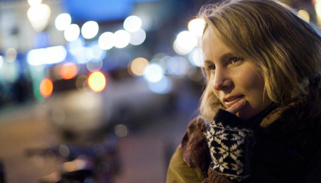 <strong>FEIL EMMA:</strong> Journalist Emma Tollersrud reagerer kraftig på at terror-artikkel ble knyttet til henne. Foto: Privat