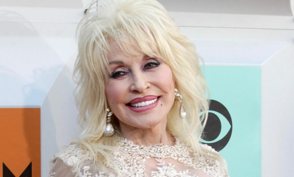 UTRO: Dolly Parton innrømmer utroskap, men nekter å avsløre hvem elskeren var. Foto: Reuters/NTB Scanpix.
