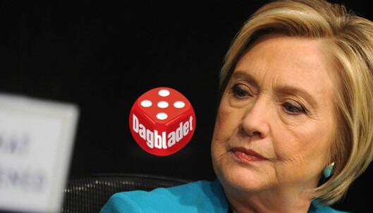 Svingslagene hagler i Hillary Clintons nye bok, og hun treffer med mange av dem