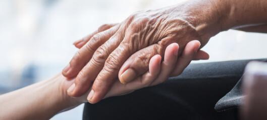 Dette er risikofaktorene for å utvikle Alzheimers