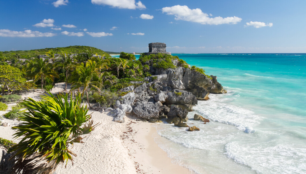 <strong>MER ENN BARE STRAND:</strong> Det er ikke bare kritthvite strender å finne i vakre Mexico. Foto: NTB Scanpix