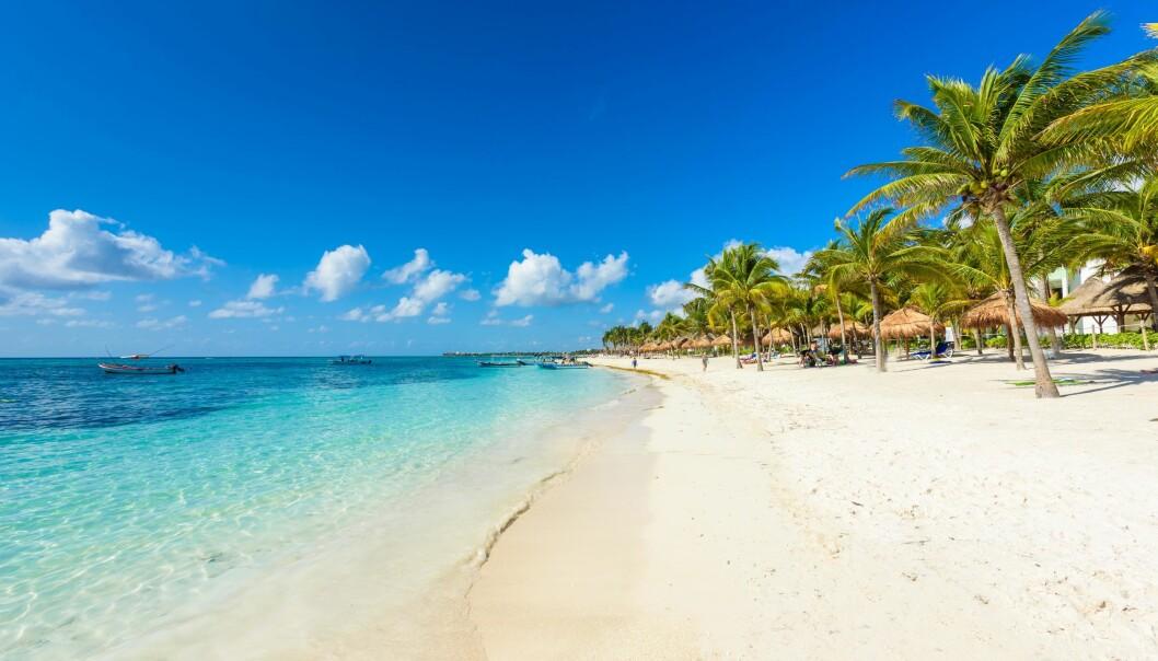 <strong>MER ENN ØYET SER:</strong> Cancun har langt mer enn bare hvite strender og luksushoteller. Foto: NTP Scanpix