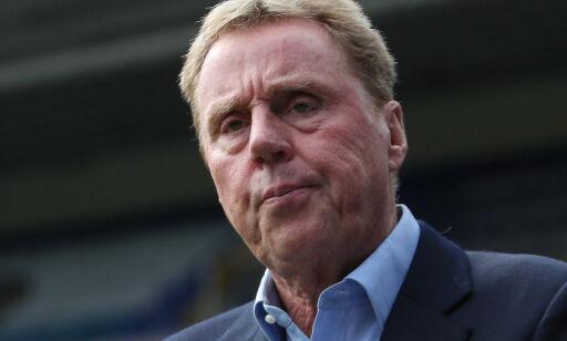 image: Harry Redknapp (70) fikk sparken