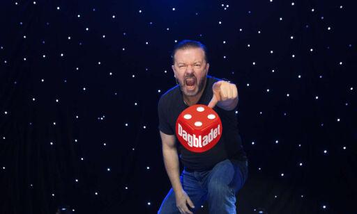 image: Ricky Gervais vitser om voldtekt, spedbarnsdød og pedofili. Men klarer han fortsatt å sjokkere?