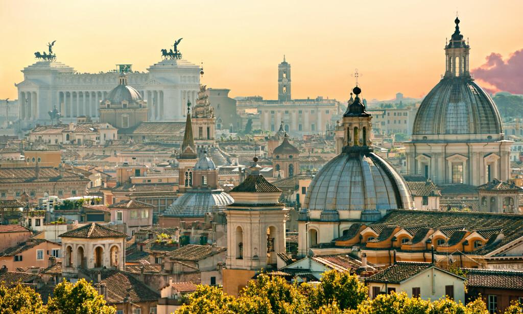 MER ENN BARE COLOSSEUM: ... Trevi og Vatikanstaten. Dette er Romas 'skjulte' perler. Foto: NTB Scanpix
