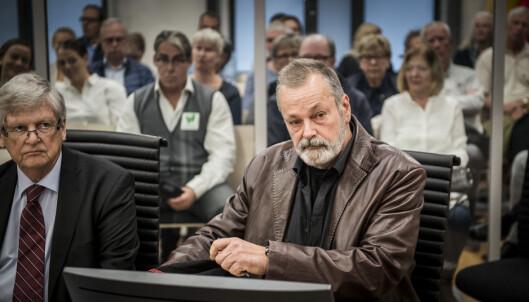 Eirik Jensen funnet skyldig i medvirkning til narkotikasmugling