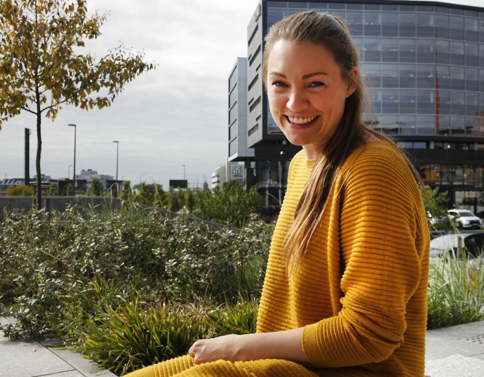FLYVENDE REPORTER: I tre måneder skal Marianne Bergseth reise verden rundt på KLMs regning. Jobben er å finne gode og positive historier som kan inspirere andre til å utforske mer av verden. Foto: Tormod Brenna