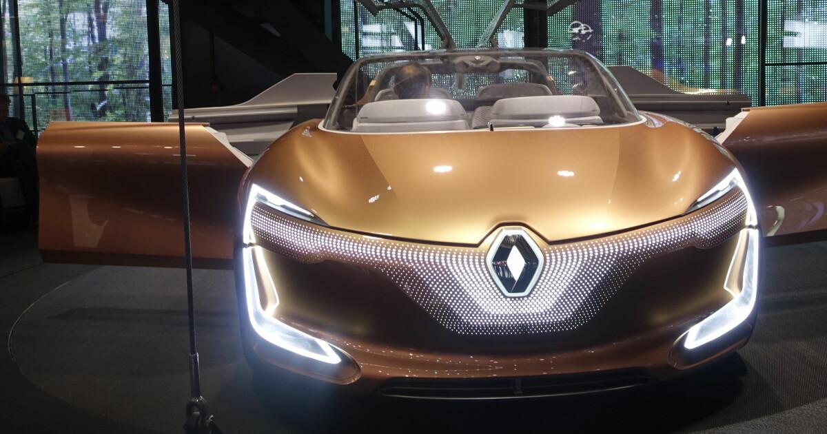 0d7354f0 Bilutstillingen i Frankfurt - Fremtiden er elektrisk - DinSide
