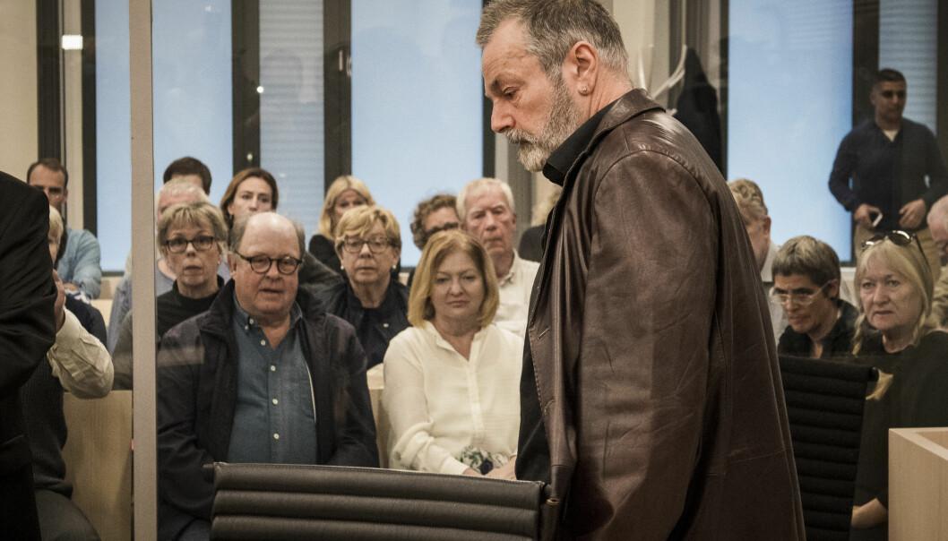 <strong>DØMT:</strong> Eirik Jensen får 21 års fengsel. - Det er beinhardt, sier han til Dagbladet. Foto: Lars Eivind Bones / Dagbladet