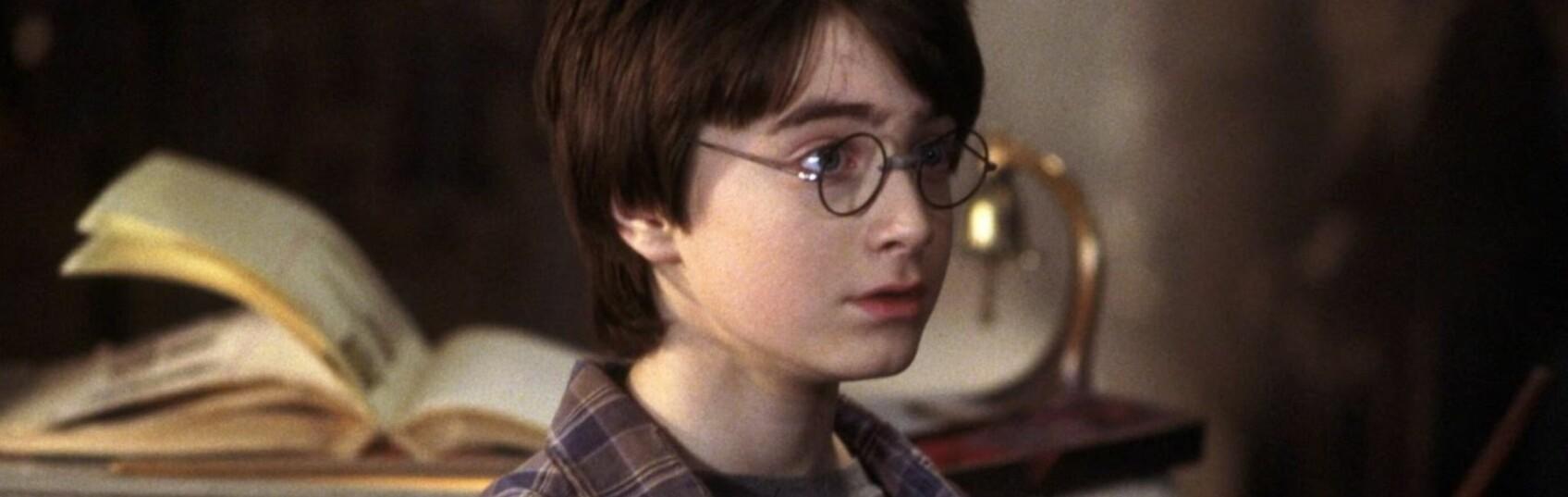 HARRY POTTER: Daniel Radcliffe har vokst opp på skjermen, og da han var på audition for rollen var han bare sååå søt! FOTO: Scanpix
