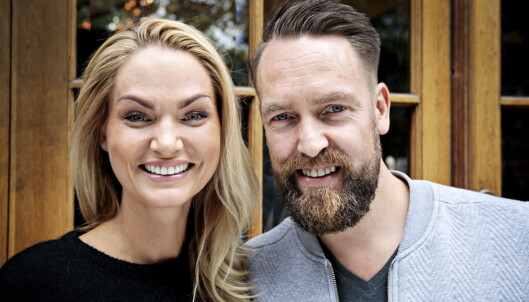 GIFT: Marna Haugen Burøe er gift med komikeren Ørjan Burøe Foto: Nina Hansen / Dagbladet