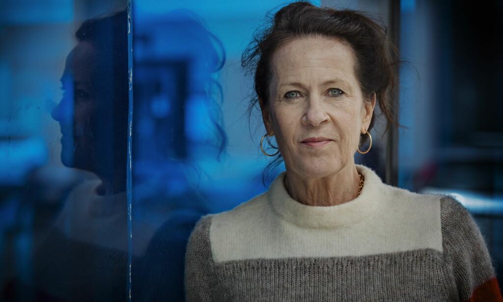 Kontroversiell: Det er to år siden Vigdis Hjorth ga ut «Arv og miljø». Nå går familien til sak mot Den Nationale Scene i Bergen. Foto: Christian Roth Christensen.