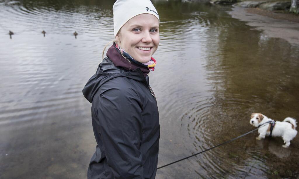 SKADD: Tiril Sjåstad Christiansen. Foto: Hans Arne Vedlog / Dagbladet