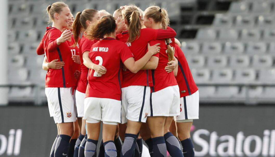 Nå har Norge funnet scoringsformen. Overbeviste da de utklasset Slovakia