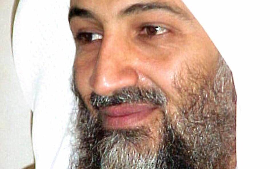 I NÆRKONTAKT MED DET HINSIDIGE: Osama bin Laden var opptatt av det han opplevde i drømmeland. Foto: AFP/NTB Scanpix
