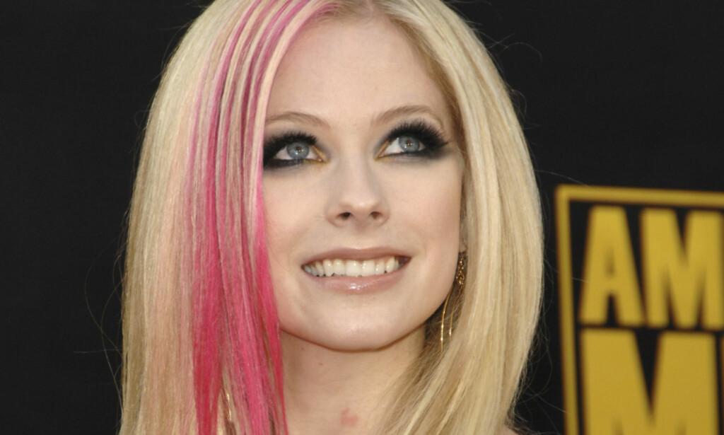 - TRUSSEL: Googler du Avril Lavigne, er sjansen ganske stor for at du havner på nettsider med farlig innhold for maskinen din. Det har sikkerhetsfirmaet McAfee fastslått i sin årlige undersøkelse. Foto: NTB scanpix