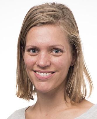 <strong>HELT NORMALT:</strong> Ifølge fysioterapeut Merete Kolberg Tennfjord vil de aller fleste kvinner med tiden til hjelp oppleve at delte magemuskler går tilbake av seg selv. Foto: NIH