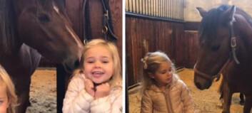 Prinsesse Leonores hestebilder sjarmerer svenskene