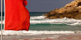 image: Kloakken flommet over - måtte stenge populære strender på Mallorca