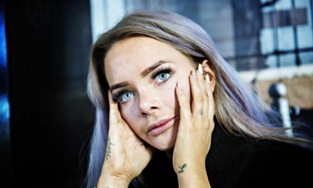 FORTVILET: Blogger Sophie Elise Isachsen anmeldte flere for Facebook-trusler. Nå har politiet henlagt saken. Foto: Nina Hansen/Dagbladet