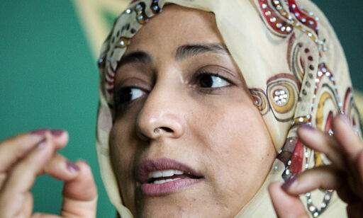 image: Fredsprisvinnerens bønn: - Norge må stoppe militærsalg til Emiratene og Saudi-Arabia