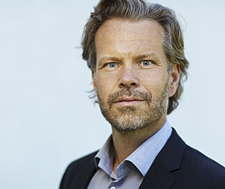 FØLGER MED: Bjørn Brennskag i Orkla Foods Norge.