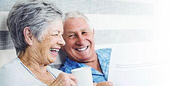 image: Slik kan du øke pensjonen din med ny sparing