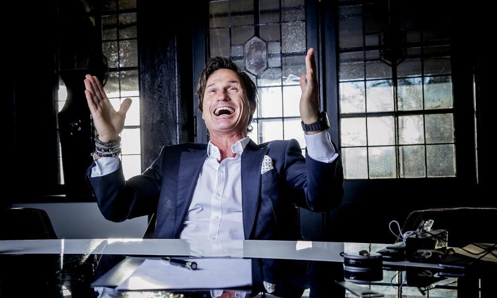 FÅR KRITIKK: Petter Stordalens forlagssatsing får kritikk. Foto: Bjørn Langsem / Dagbladet