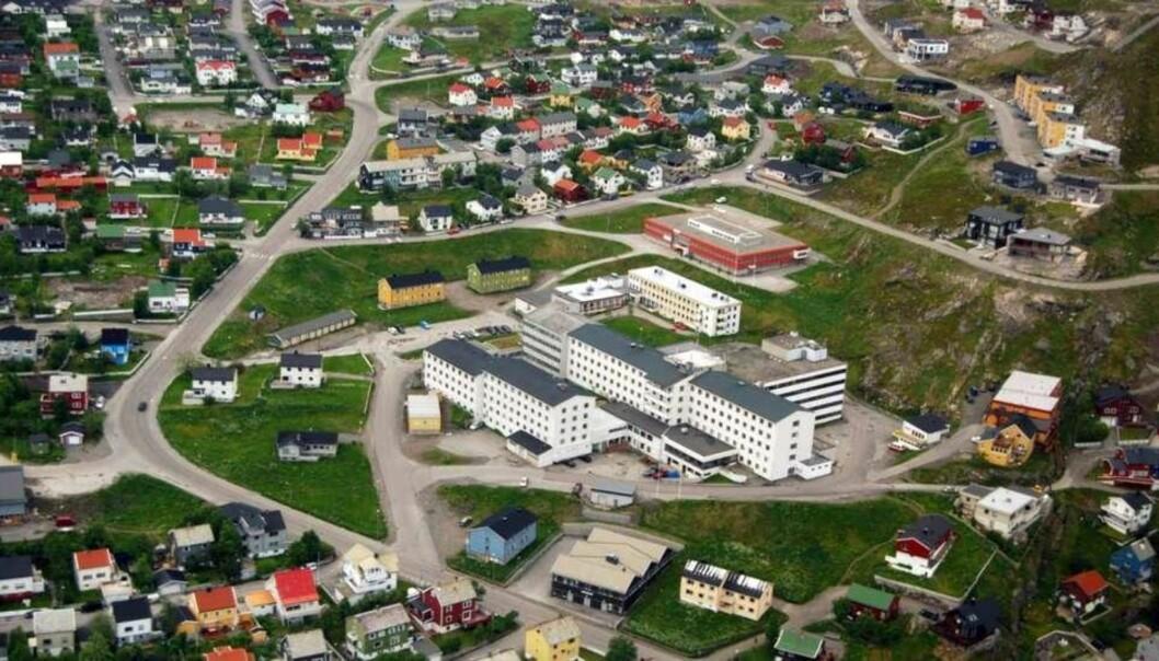 <strong>VALGKAMPSAK:</strong> I årets valgkamp fikk en årelang kamp om å flytte Hammerfest sykehus (bildet) til Alta overskygge alle andre saker i Alta, skriver fire ordførere og en varaordfører i Finnmark i denne kronikken. Foto: Finnmarkssykehuset