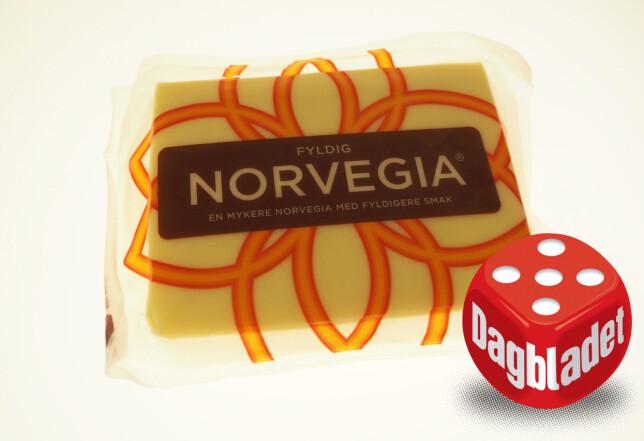 FYLDIG NORVEGIA: Har en anelse mer voksen smak enn de andre gulostene.