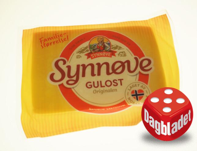 SYNNØVE GULOST: En god ost det er lett å like.