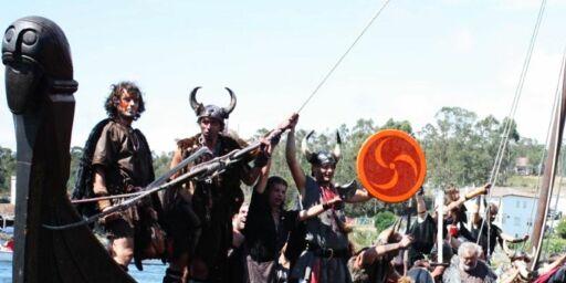 image: Vikingenes herjinger er spansk kultur