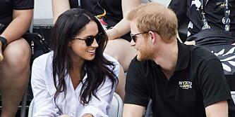 Prins Harry og Meghan Markle er forlovet