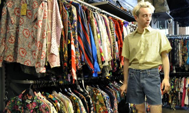 c1e2eb37 BRUKT OG RETRO: London er en skattekiste for deg som ikke ønsker å gå kledd