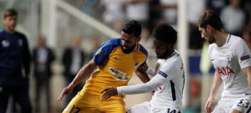 Zahid tomålsscorer i APOEL-seier