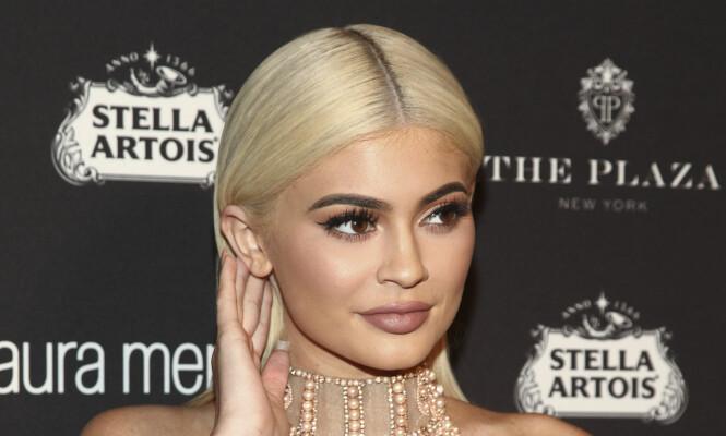- VENTER BARN: Khloés halvsøster, Kylie Jenner skal for tiden også vente sitt første barn. Foto: NTB Scanpix