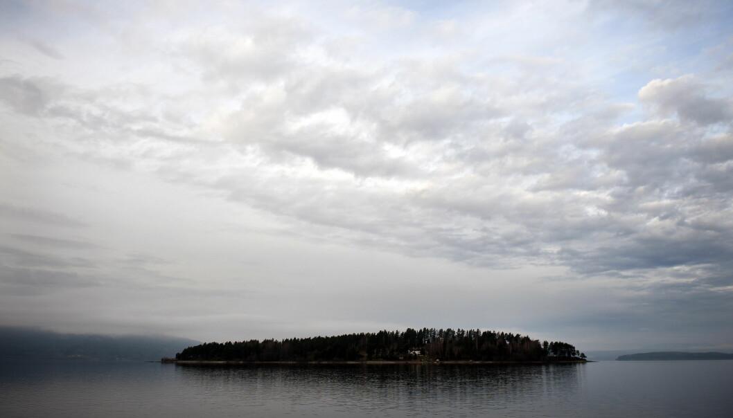 <strong>UTØYA:</strong> Beredskapstroppen som rykket ut til Utøya 22. juli 2011 trodde flere gjerningsmenn befant seg på øya. Foto: Fredrik Varfjell / Scanpix