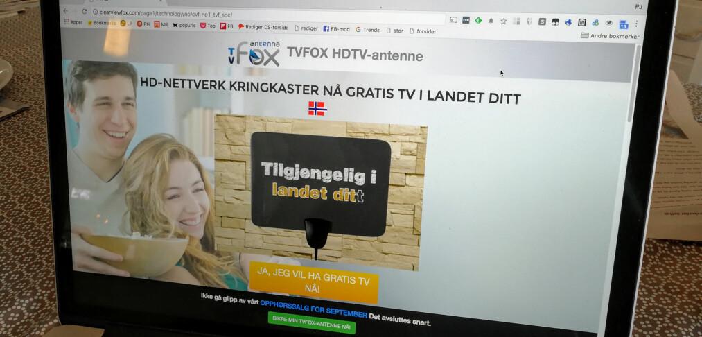 «Helt gratis, helt lovlig og millioner av nordmenn bruker det»