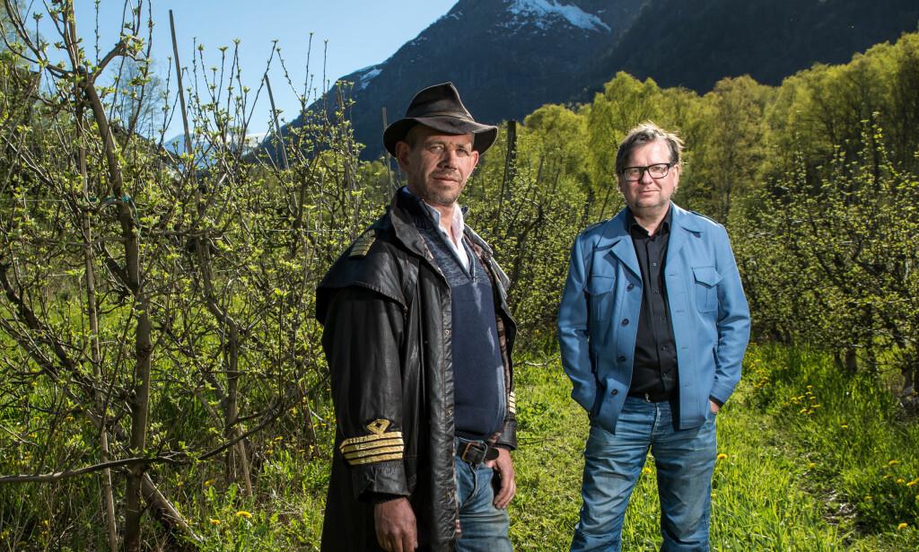 - PINLIG: Leif Einar Lothe og Finn Tokvam synes det er en svært uheldig episode, og håper nå at de aktuelle personene vil gjøre opp for seg. Foto: Eivind Senneset / Dagbladet